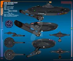 USS Saladin Data Sheet