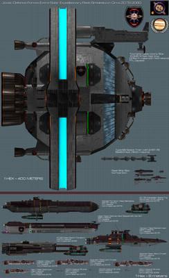 JDF Extra-Solar Expedition Fleet