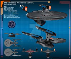 USS ConstitutionII Data Sheet