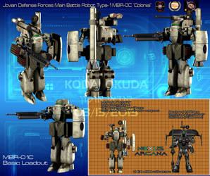 MBR-01C w