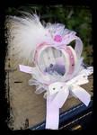 Fancy lolita mini crown