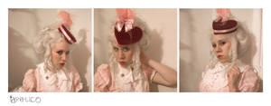 Valentine Hat and Dress