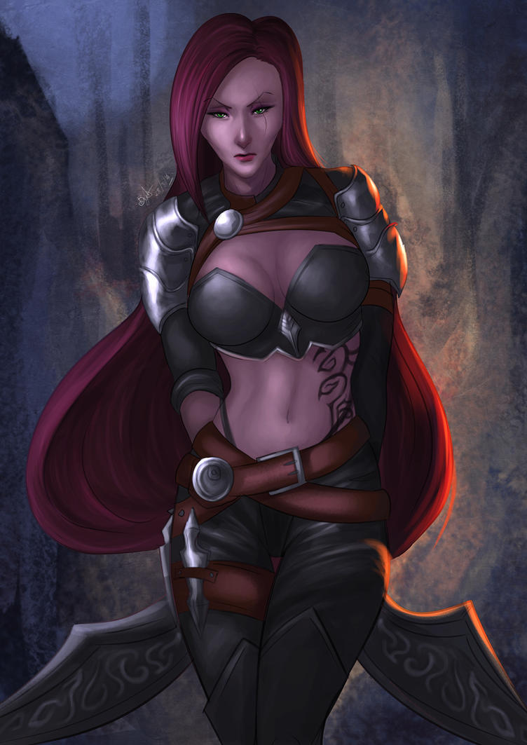 Blood for Noxus by Beverii