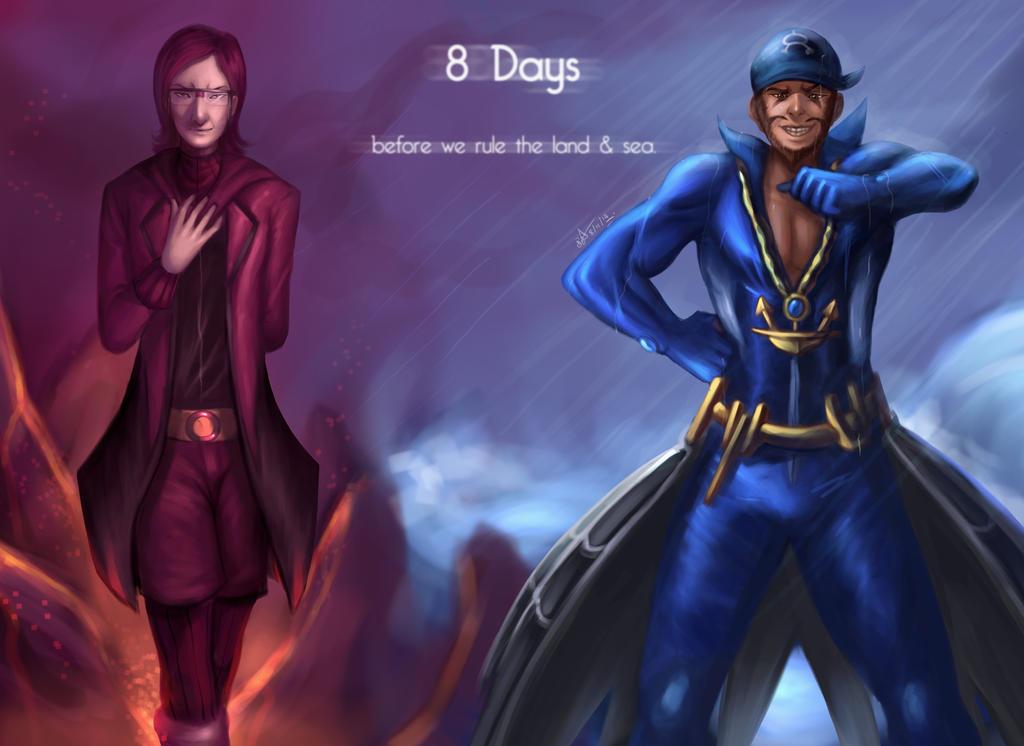 8 Days by Beverii