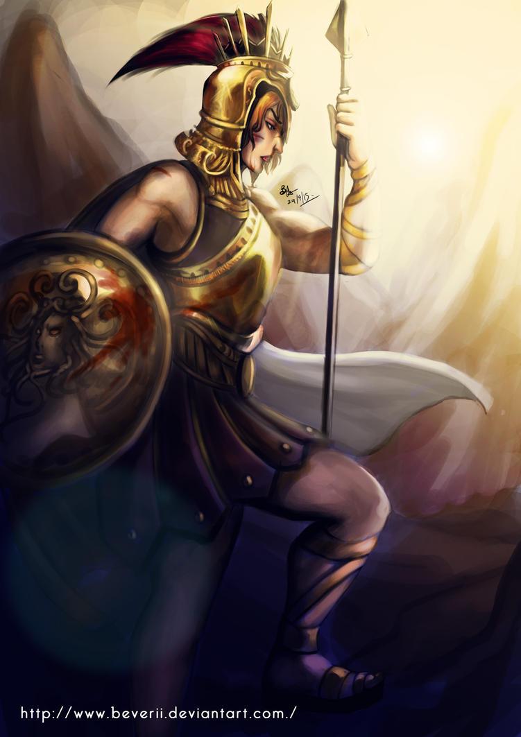 Athena by Beverii
