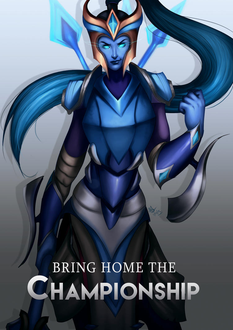 Bring Home the Championship by Beverii
