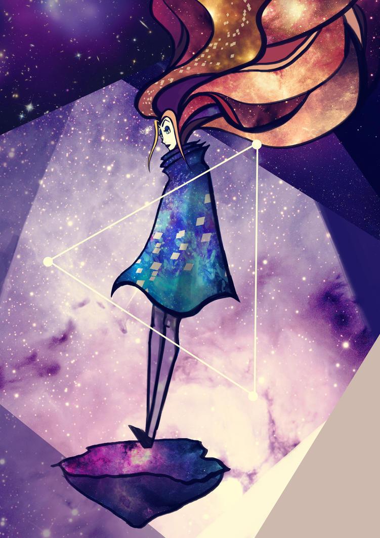 Galaxy by Beverii