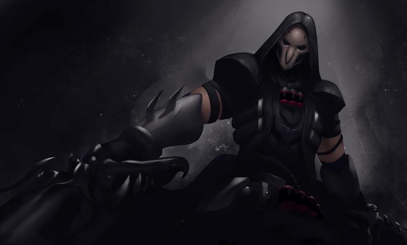 Reaper by Beverii