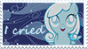 Snowdrop Stamp by MedussaMayhem