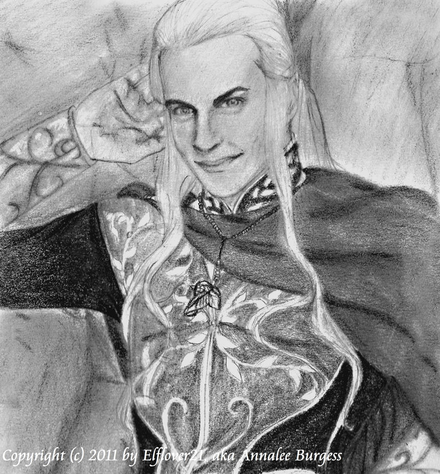 Haldir of Lorien by Elflover21