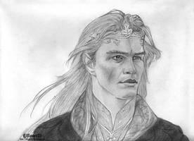The Elvenking, Thranduil