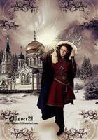 Sankta Alina, Sun Summoner by Elflover21