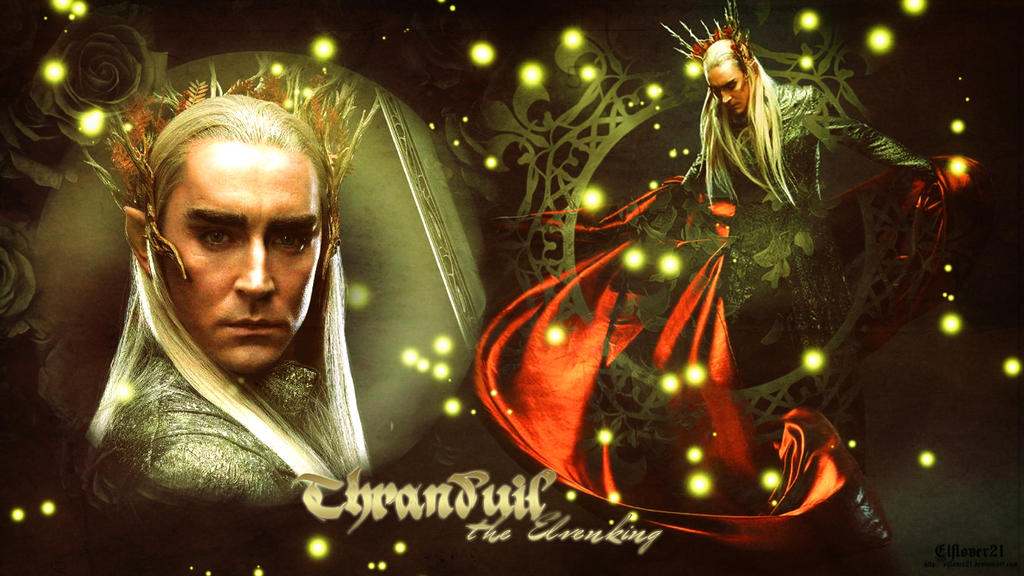 Ruler of Mirkwood by Elflover21