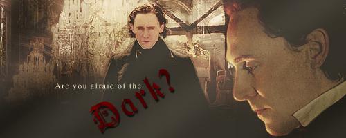 Afraid of the Dark by Elflover21