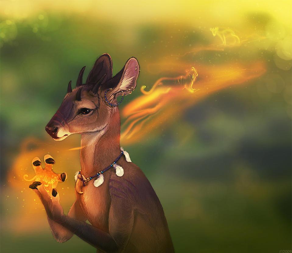 Storyteller by SageKorppi