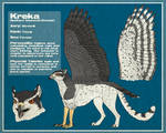 Kreka - Character Sheet
