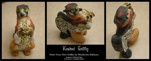 PYO Kestrel Griffin by SageKorppi