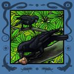 Mariana Crow by SageKorppi