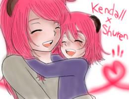 Kendall x Shuren by Koogers17