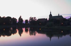 sanctuary in Jemielnica
