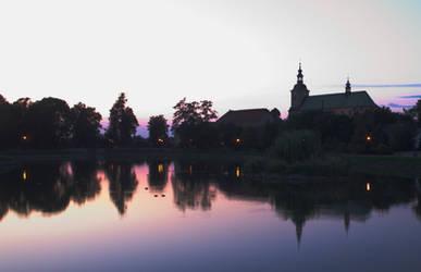 sanctuary in Jemielnica by Wodzionka81