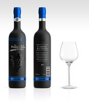 Waters Edge Wine - New Bottle Design by Jambazov
