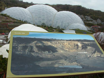 The Eden Project - b4, after by noirin