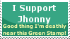 Jhonny The Irken Stamp by SuperSonicGirl79135