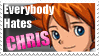 Everybody Hates Chris Stamp by SuperSonicGirl79135