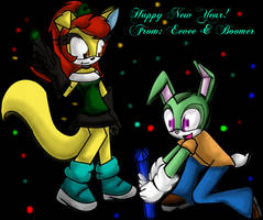 HAPPY NEW YEAR by SuperSonicGirl79135