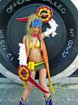 Rikku cosplay 2