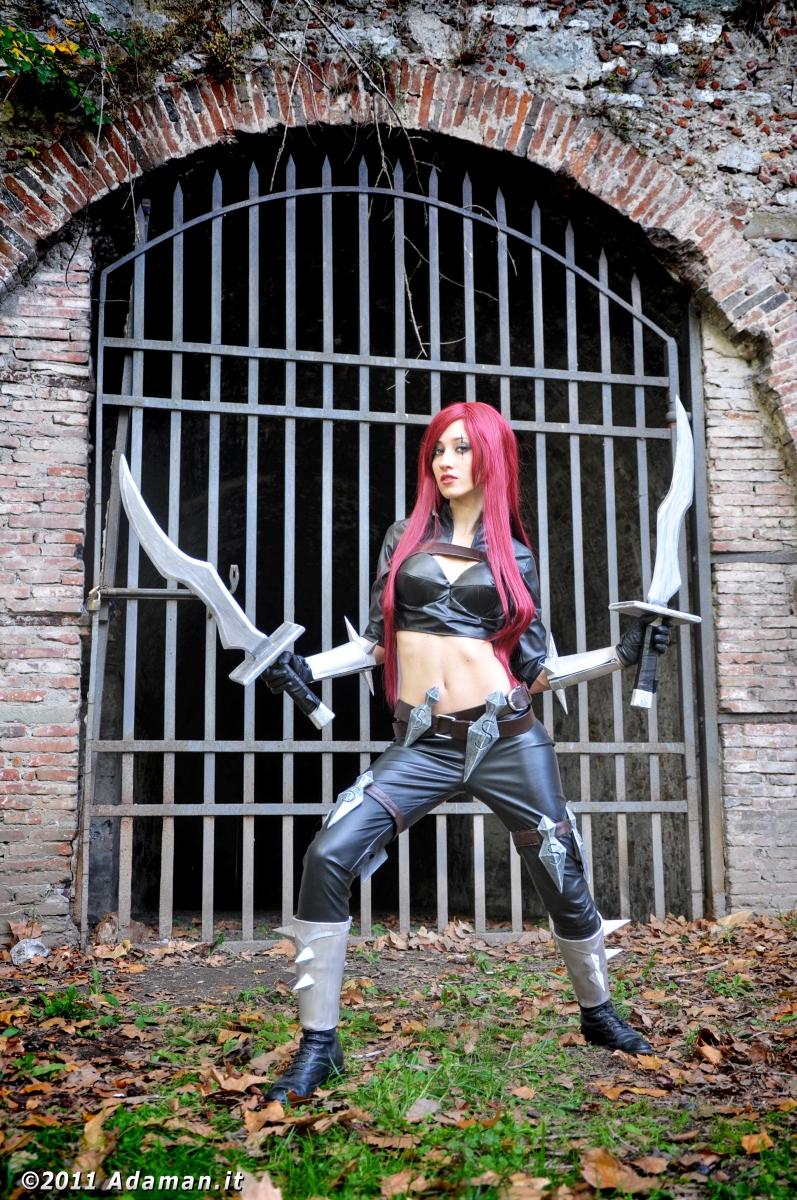 Katarina - League of Legends by CrazyRikku92