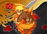 Naruto vs Sharingan