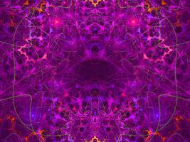 amethyst dreams by ChasMandala