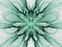 greenflame by ChasMandala