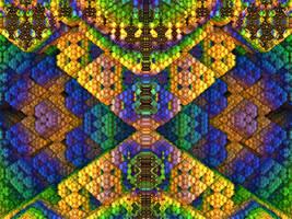 brocade study by ChasMandala