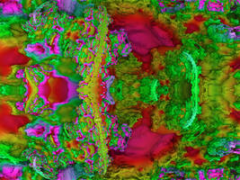 psychedelic psend-up by ChasMandala