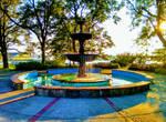 yarmouth fountain by ChasMandala