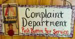 no complaints by ChasMandala