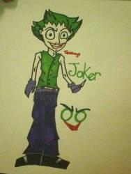 Teenage Joker by 0-Toxic-ACE-0