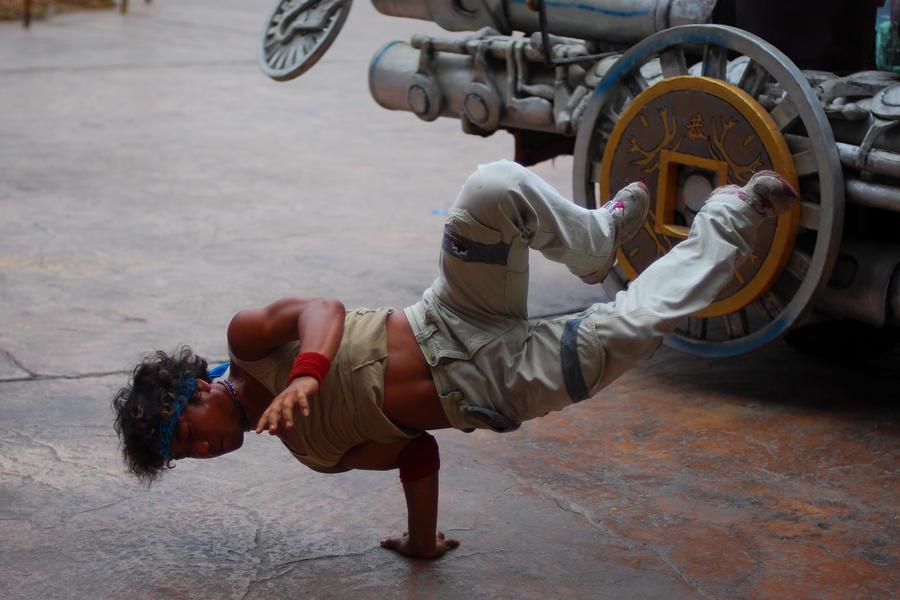 street dance 1 by echengshi