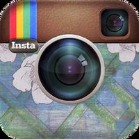 Instagram icon by grumpylhen