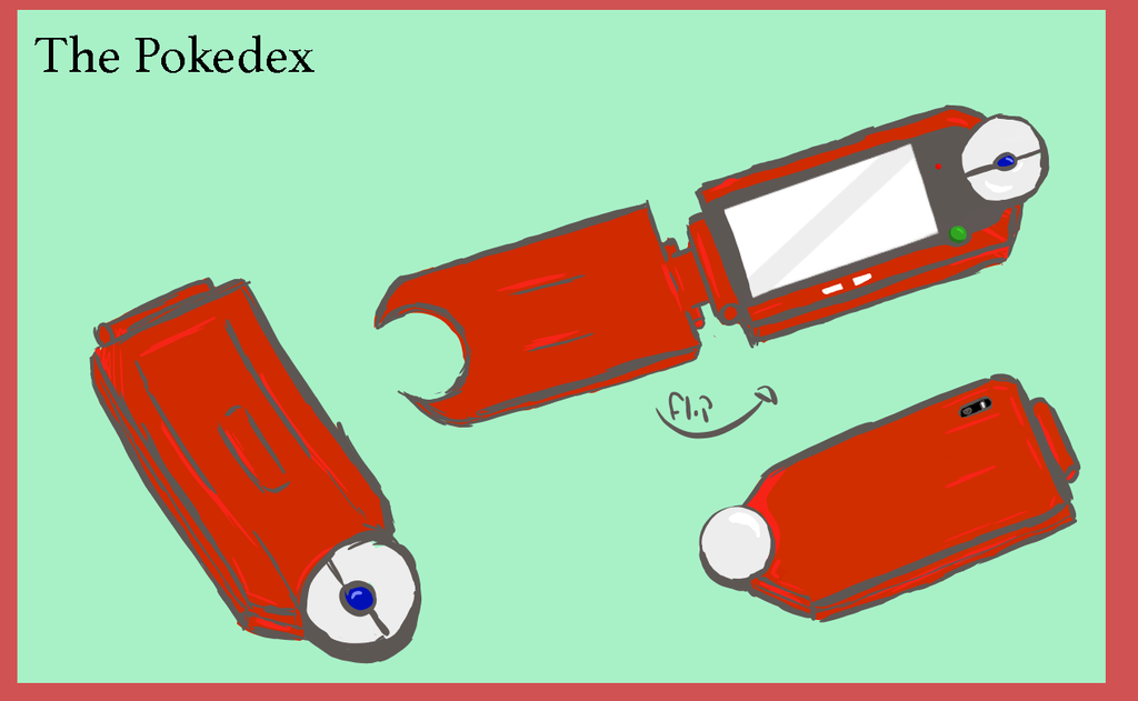 Kalos Pokedex Toy The gallery for -->...