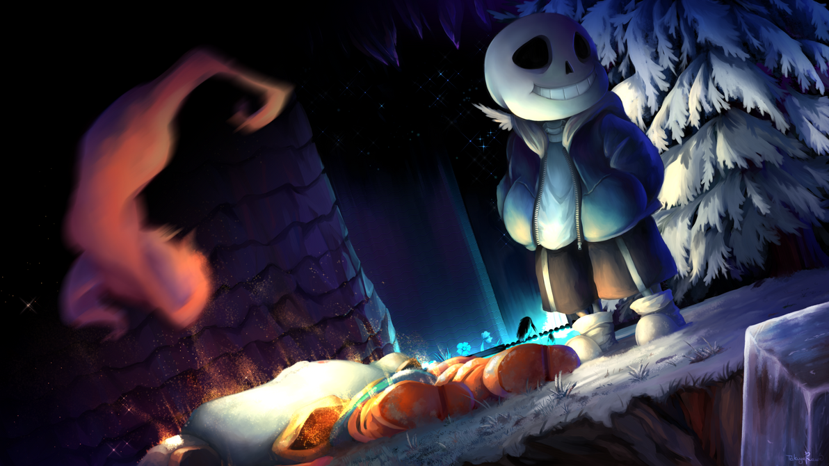 The Genocide by TakuyaRawr