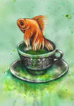 Plenty Of Fish In The Tea