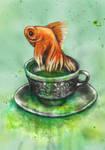 Plenty Of Fish In The Tea