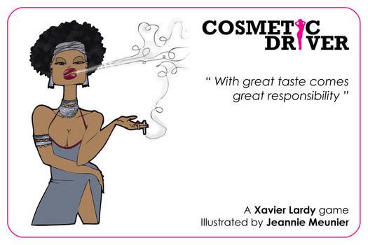 Cosmetic Driver - Postcard 01
