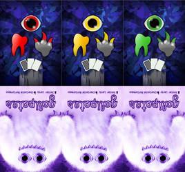Galipotes - Cards 16 of 18 by XavierLardy