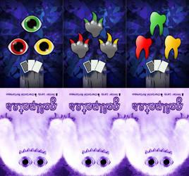 Galipotes - Cards 17 of 18 by XavierLardy