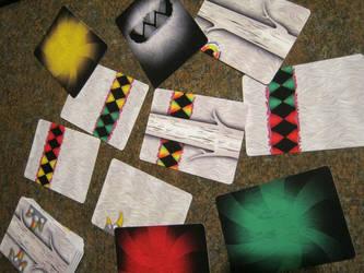 Galipotes - Cards by XavierLardy